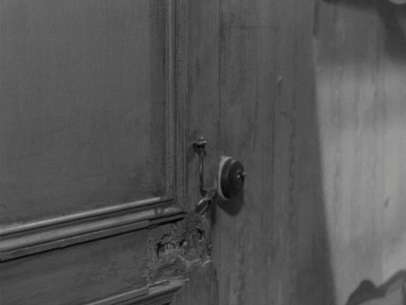 Still from <i>Pickpocket</i> by Robert Bresson, 1959